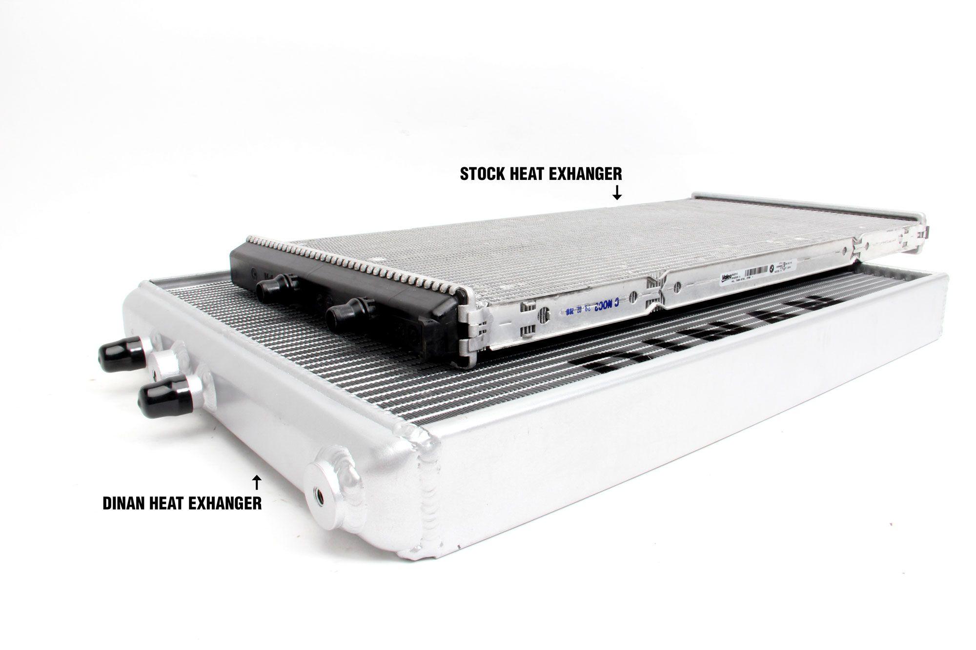 Dinan High Performance Heat Exchanger (2)