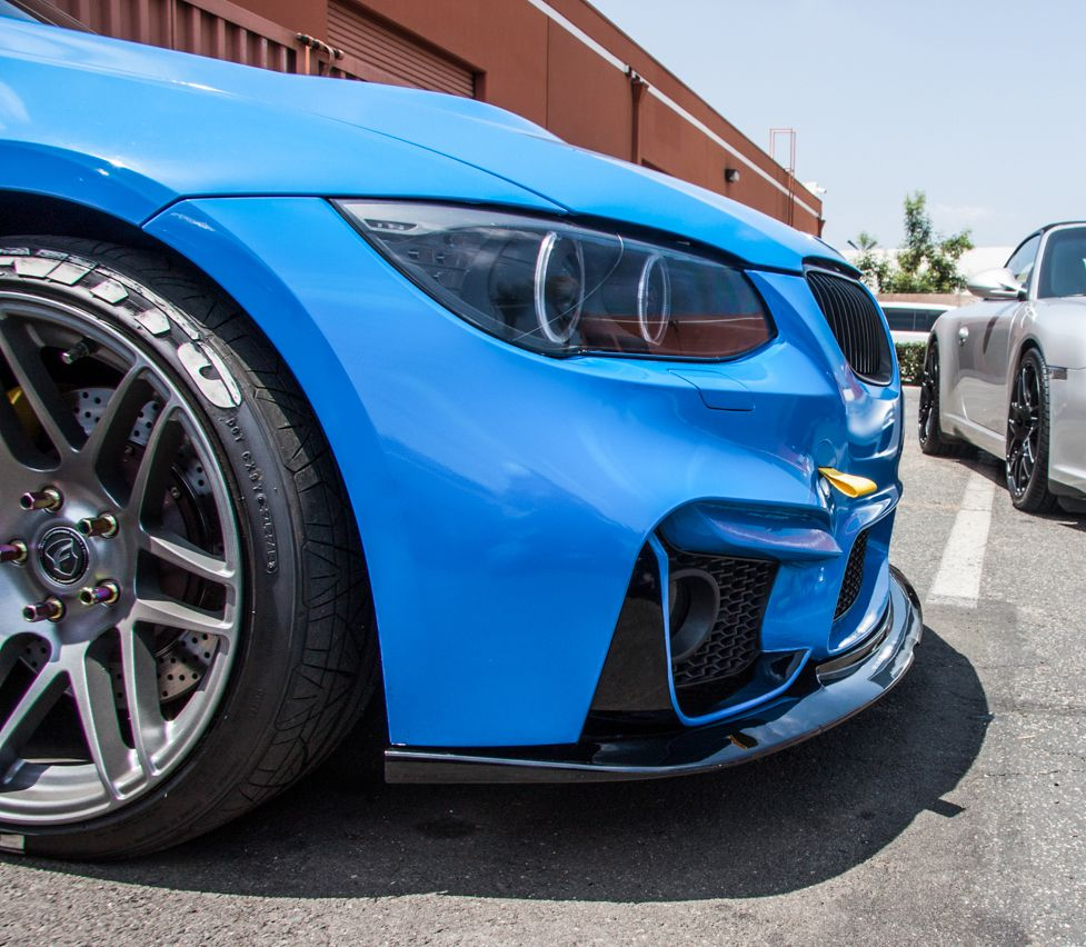 M4 Style (F82 look) Front Bumper for 2011-13 BMW 328i/335i