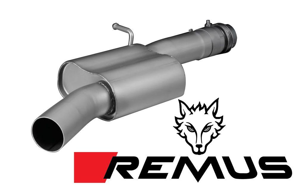 REMUS Sport Exhaust for 2015+ VW Golf R [Mk VII] 956014 0500