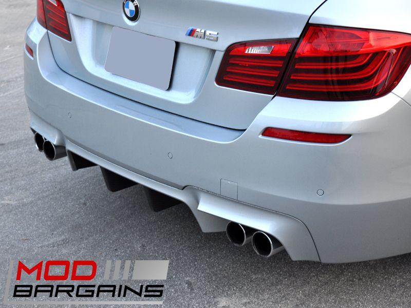 BMW M5 Carbon Fiber Diffuser - F10 - BM-0350