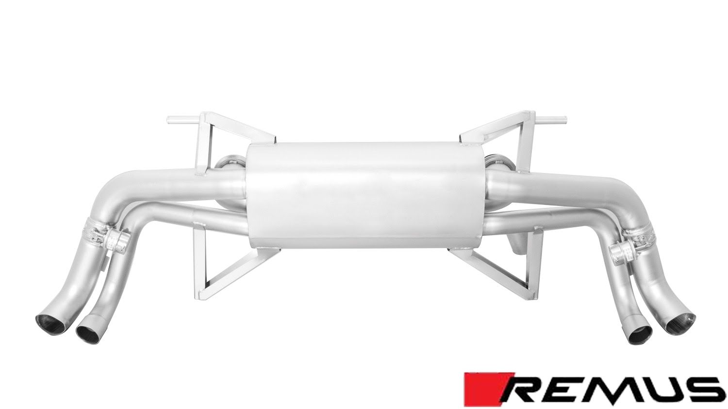 Remus Sport Exhaust for 2015+ Audi R8 [4S] 049315 1500