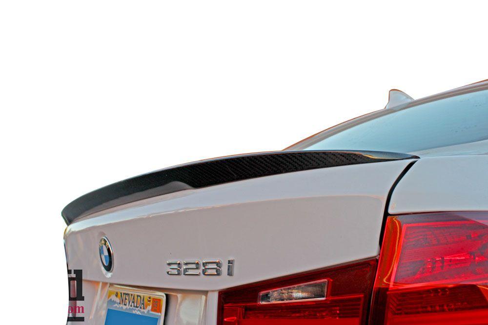 AutoTecknic BMW 2013+ 3-Series 328i/335i [F30] Carbon Fiber Trunk Spoiler