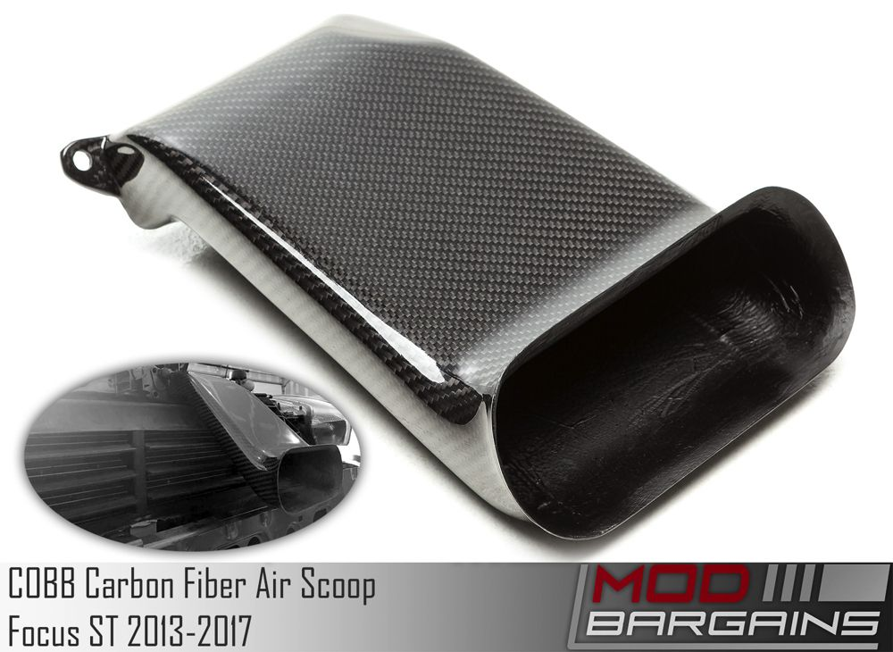 COBB Carbon Fiber Air Intake Scoop For Ford Focus ST 791450