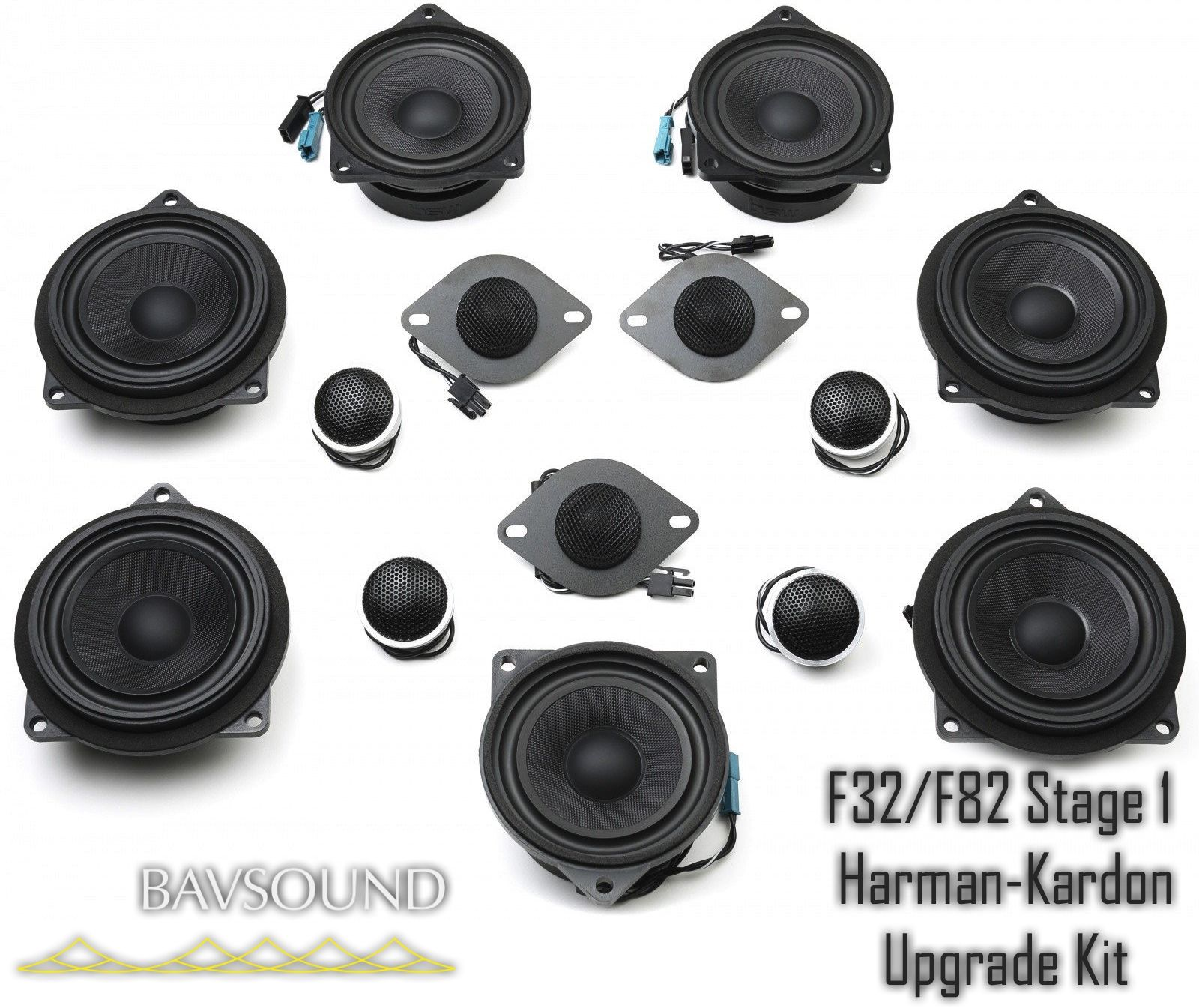 BAV Sound Stage 1 BSD.S1.F32F82.THF-Kit