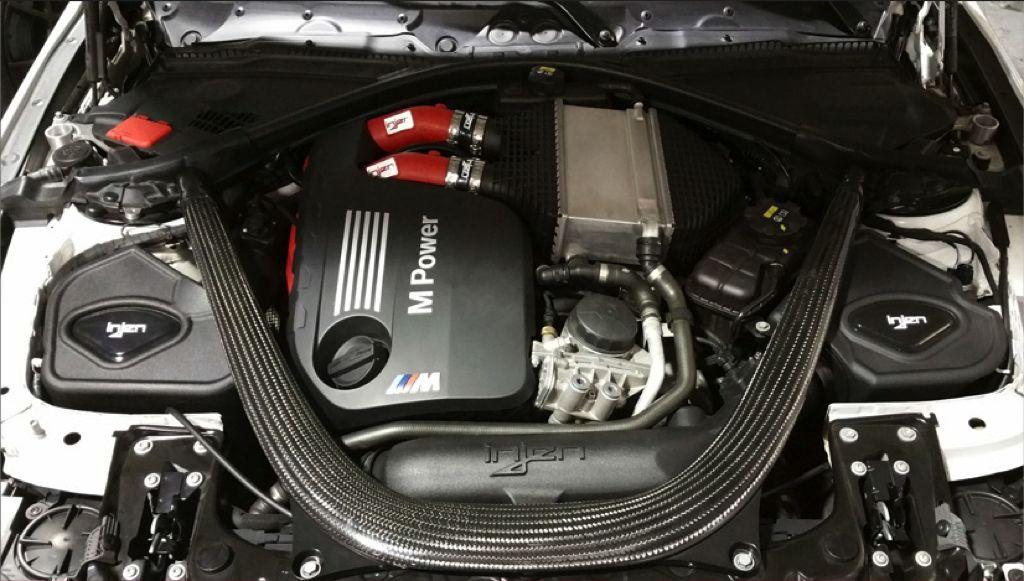 Injen Cold Air Intake 2015-16 for BMW M3 M4 F80 F82 EVO1102