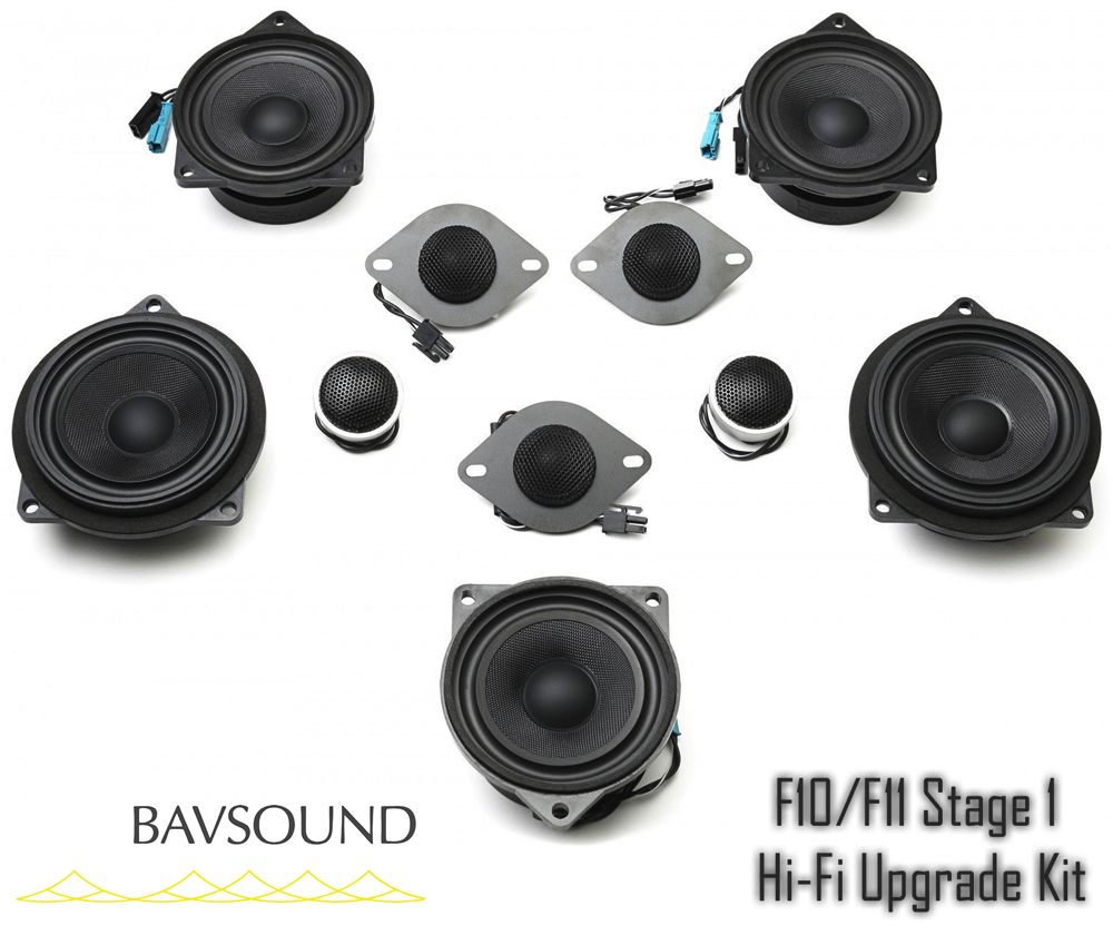 BAV Sound Stage 1 Kit BSD.S1.F10.THF-Kit