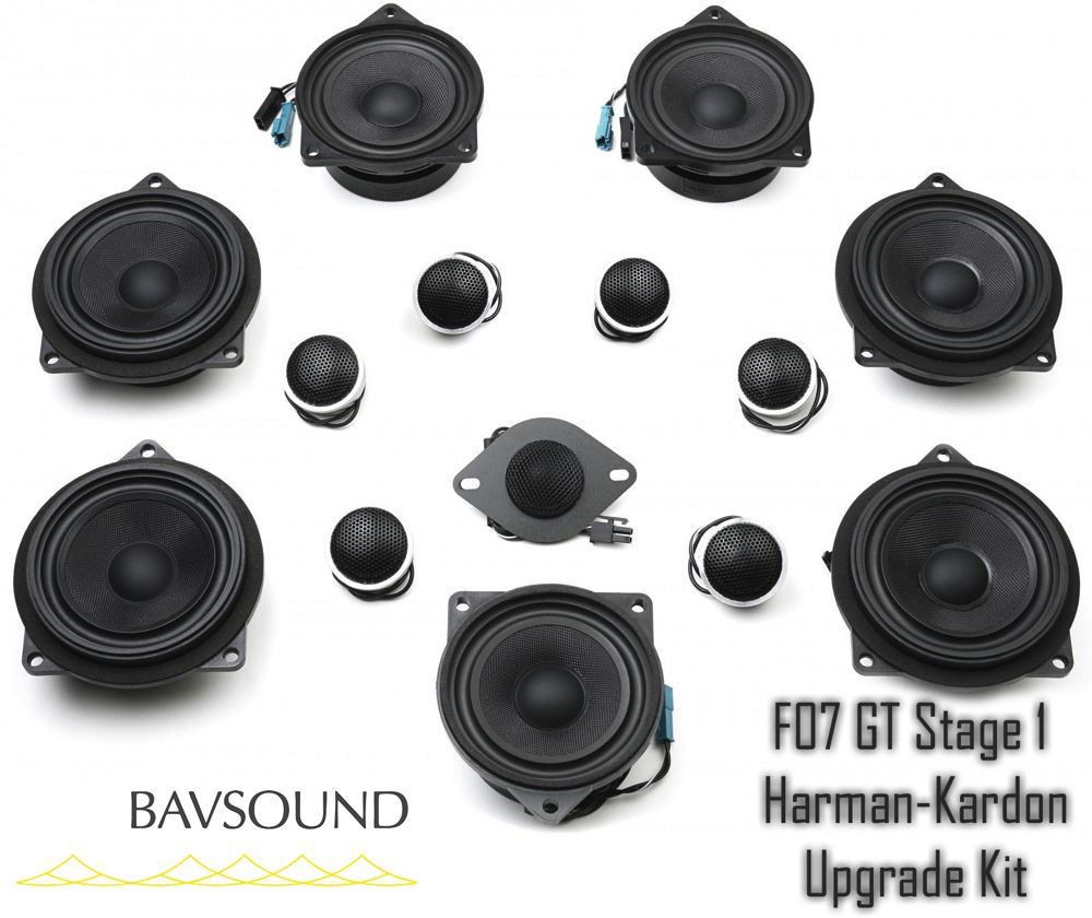 BAV Sound Stage 1 Kit BSD.S1.F07.THF-Kit