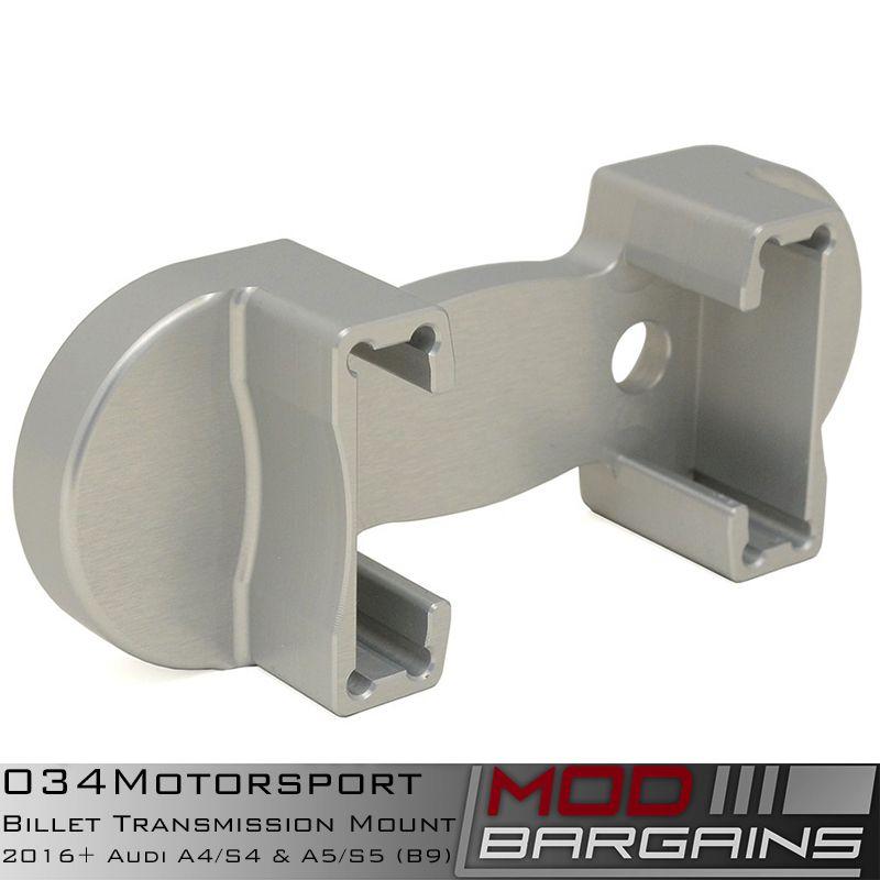034Motorsport Billet Transmission Mount Insert for Audi B9 Vehicles 034-509-4053