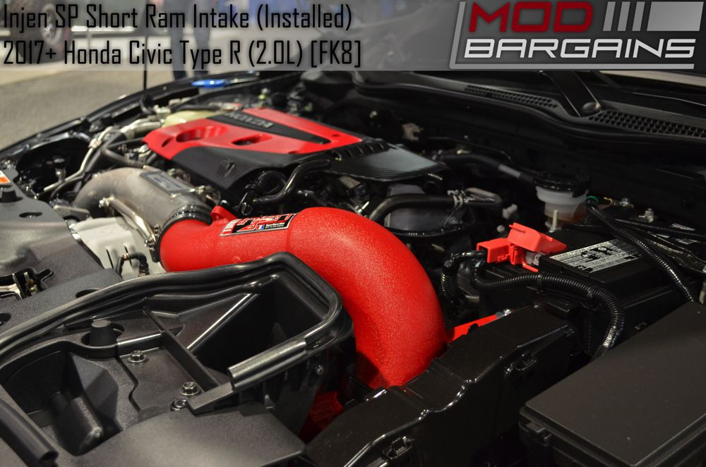 Injen SP Intake for 2017 Civic Type R 2.0L Turbo