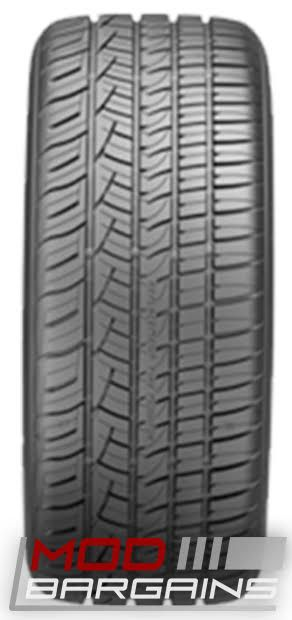 General G-MAX AS-05 Ultra High Performance All Season Tire Tread View
