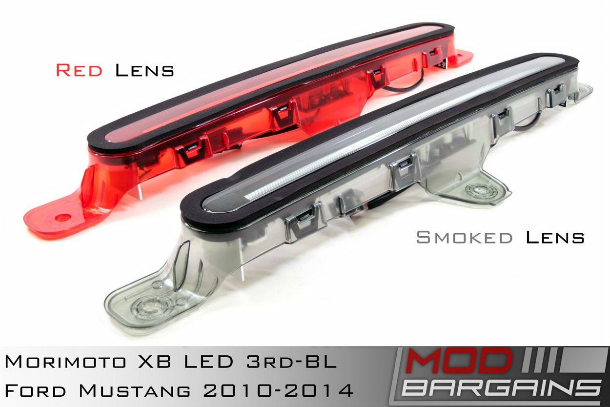 Morimoto XB LED 3rd Brake Light (2010-2014 Ford Mustang)