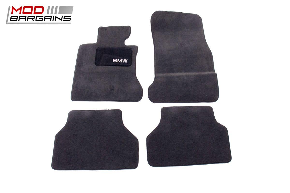 Oem Bmw E60 5 Series Floor Mats