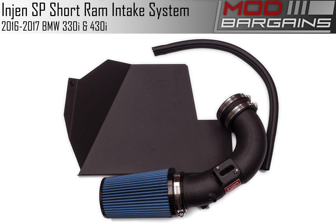 Injen SP Intake for 2016-2017 BMW 330i and 430i with B48 2.0T Engine