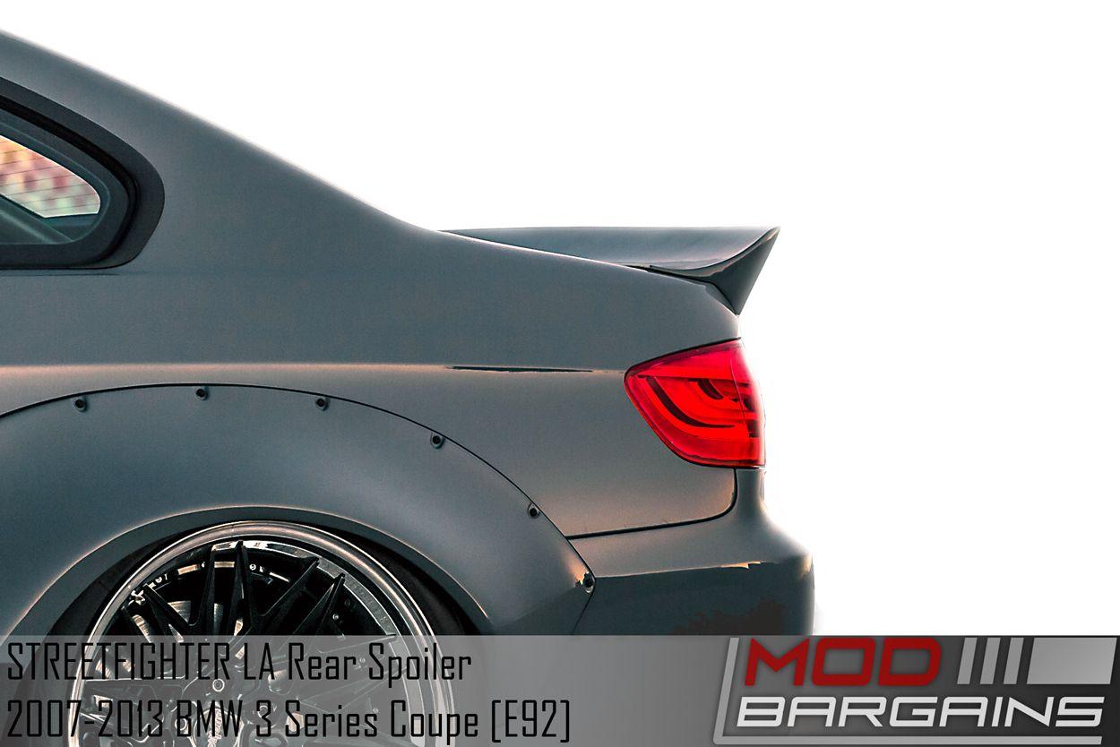 BMW E92 Rear Spoiler (From Street Fighter LA)