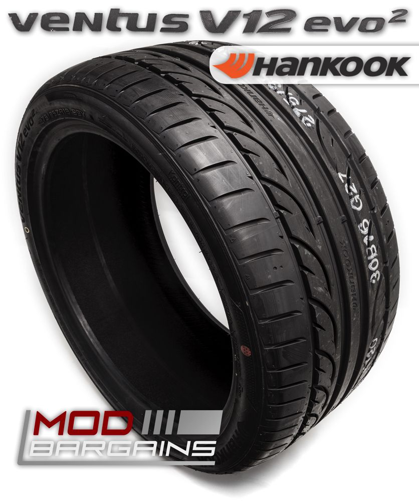 Hankook Ventus V12 Evo2 Tires