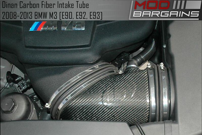 Dinan Carbon Fiber Intake Tube for 2007-2013 BMW M3 [E90, E92, E93] - D760-0024