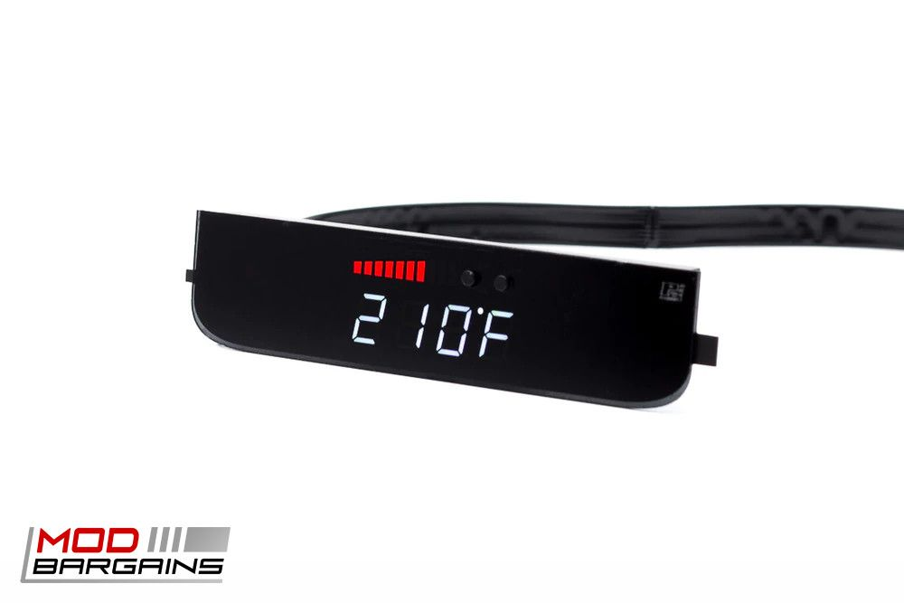 P3 Cars Integrated Vent Digital Gauge for MK6 VW GTI/Golf R