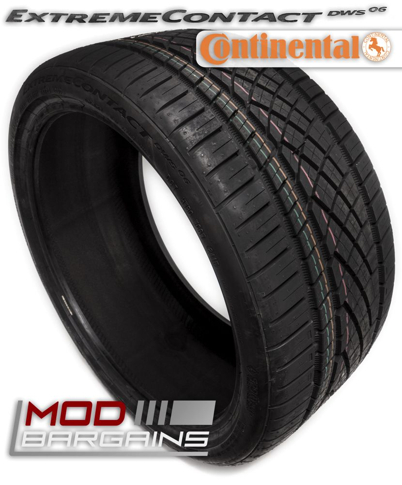 Continental ExtremeContact DWS All Season Tires