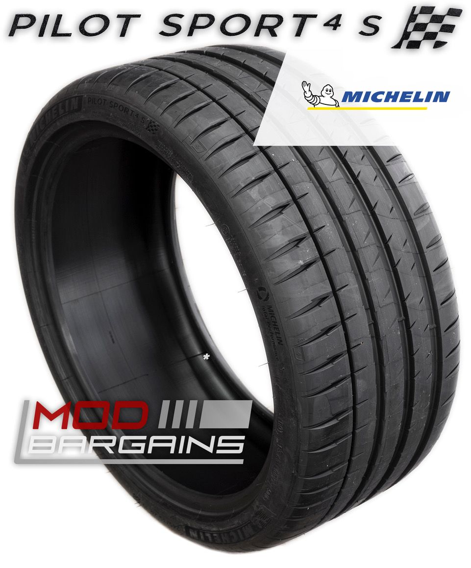 Michelin Pilot Sport 4S Tires